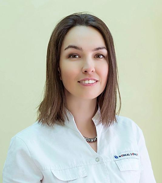 Иванова Ольга Дмитриевна